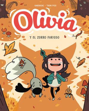OLIVIA 2: EL ZORRO FURIOSO