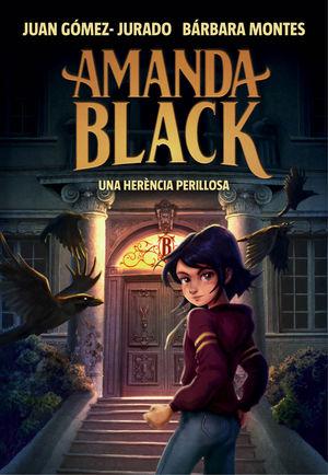 AMANDA BLACK 1: UNA HERÈNCIA PERILLOSA