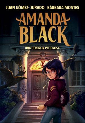 AMANDA BLACK 1: UNA HERENCIA PELIGROSA