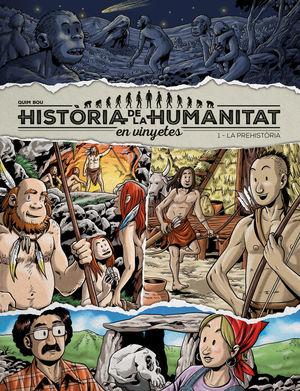 HISTRIA DE LA HUMANITAT EN VINYETES