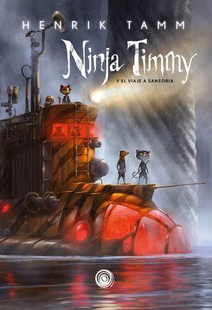 NINJA TIMMY 2: EL VIAJE A SANSORIA