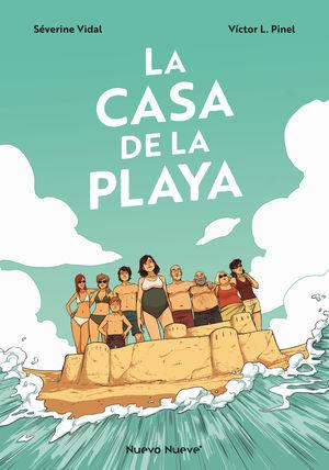 LA CASA DE LA PLAYA