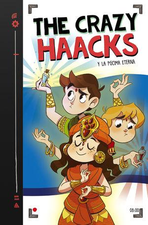 THE CRAZY HAACKS 8: Y LA PÓCIMA ETERNA
