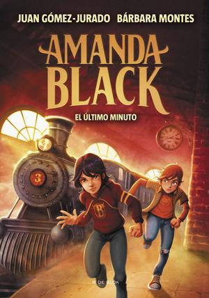 AMANDA BLACK 3: EL ÚLTIMO MINUTO