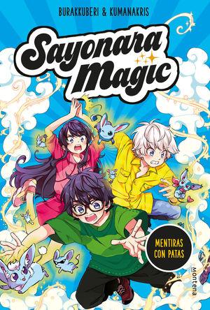 SAYONARA MAGIC 3. MENTIRAS CON PATAS (SAYONARA MAGIC 3)