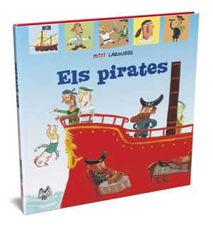 MINI LAROUSSE ELS PIRATES