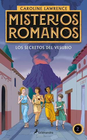 MISTERIOS ROMANOS 2: LOS SECRETOS DEL VESUBIO