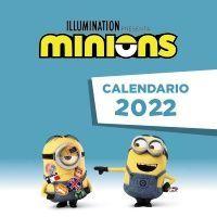 CALENDARIO DE LOS MINIONS 2022