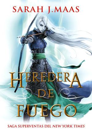 TRONO DE CRISTAL 3: HEREDERA DE FUEGO