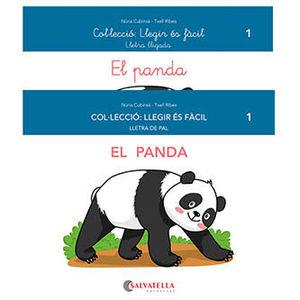 LLEGIR ÉS FÀCIL 1: EL PANDA