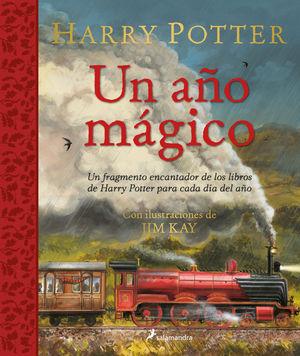 HARRY POTTER: UN AÑO MÁGICO