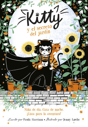 KITTY 3: Y EL JARDIN SECRETO