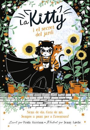 LA KITTY 3: I EL SECRET DEL JARDÍ
