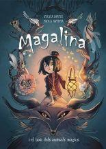 MAGALINA 1: I EL BOSC DELS ANIMALS MÀGICS