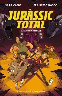 JURÀSSIC TOTAL 3: DE NOIS A HEROIS