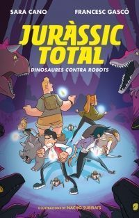 JURÀSSIC TOTAL 2: DINOSAURES CONTRA ROBOTS