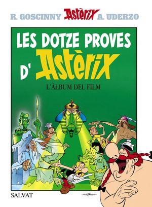 ASTÈRIX: LES DOTZE PROVES D'ASTÈRIX