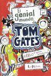 TOM GATES 1: EL GENIAL MUNDO DE TOM GATES