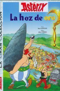 ASTÉRIX LA GRAN COLECCIÓN 2: LA HOZ DE ORO¡