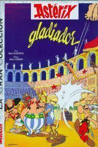 ASTÉRIX LA GRAN COLECCIÓN 4: GLADIADOR
