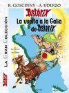 ASTÉRIX LA GRAN COLECCIÓN 5: LA VUELTA A LA GALIA DE ASTÉRIX.
