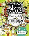 TOM GATES 3: FESTIVAL DE GENIALIDADES.(MAS O MENOS)