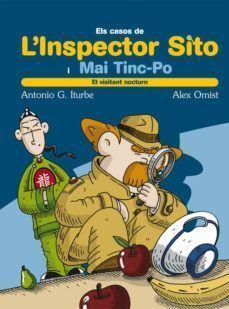 INSPECTOR SITO 3: EL VISITANT NOCTURN
