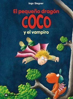 EL PEQUEÑO DRAGÓN COCO 5: Y EL VAMPIRO