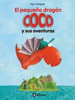 EL PEQUEÑO DRAGON COCO 1: Y SUS AVENTURAS