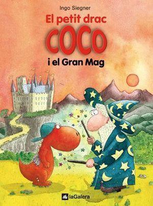 EL PETIT DRAC COCO 4: I EL GRAN MAG
