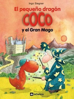EL PEQUEÑO DRAGÓN COCO 4: Y EL GRAN MAGO