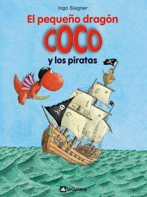 EL PEQUEÑO DRAGON COCO 6: Y LOS PIRATAS