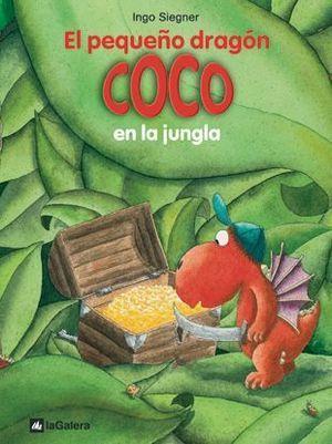 EL PEQUEÑO DRAGON COCO 7: EN LA JUNGLA