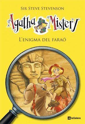 AGATHA MISTERY 1: L'ENIGMA DEL FARAÓ