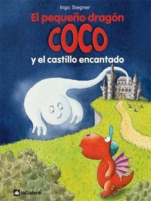 EL PEQUEÑO DRAGON COCO 8: Y EL CASTILLO ENCANTADO