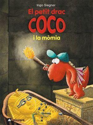 EL PETIT DRAC COCO 9: I LA MÒMIA