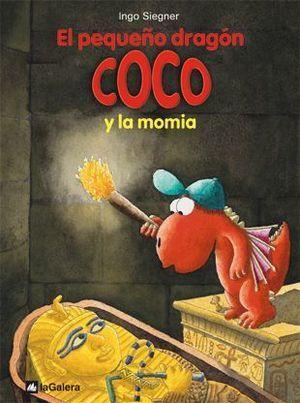 EL PEQUEÑO DRAGON COCO 9: Y LA MOMIA