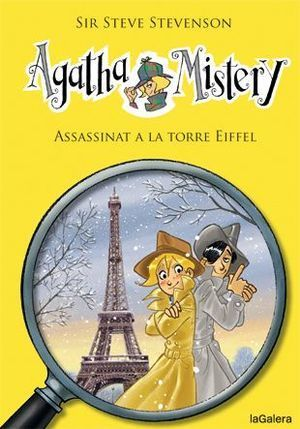 AGATHA MISTERY 5: ASSASSINAT A LA TORRE EIFFEL