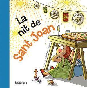 TRADICIONS: LA NIT DE SANT JOAN