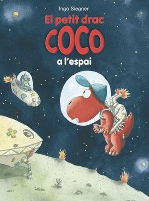 EL PETIT DRAC COCO 12: A L'ESPAI