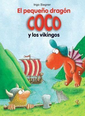 EL PEQUEÑO DRAGON COCO 13: Y LOS VIKINGOS