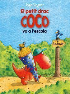 EL PETIT DRAC COCO 14: VA A L'ESCOLA