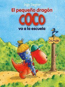 EL PEQUEÑO DRAGON COCO 14: VA A LA ESCUELA
