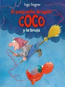 EL PEQUEÑO DRAGÓN COCO 15: Y LA BRUJA