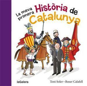 TRADICIONS: LA MEVA PRIMERA HISTORIA DE CATALUNYA