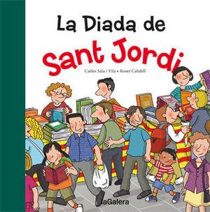 TRADICIONS: LA DIADA DE SANT JORDI