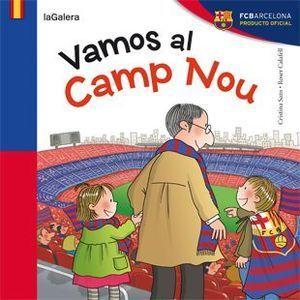 TRADICIONES: VAMOS AL CAMP NOU