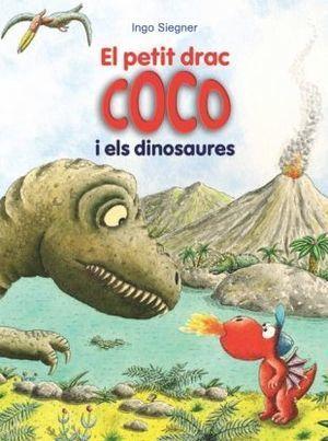 EL PETIT DRAC COCO 16: I ELS DINOSAURES