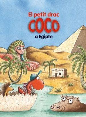 EL PETIT DRAC COCO 18: A EGIPTE