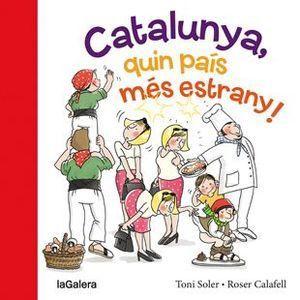 TRADICIONS: CATALUNYA, QUIN PAÍS MÉS ESTRANY